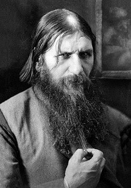 Portrait Raspoutine